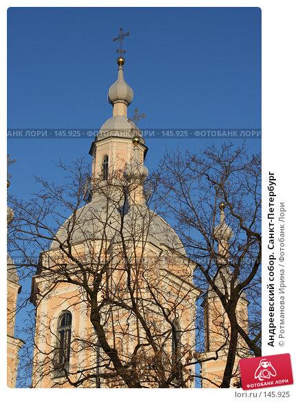 Андреевский собор. Санкт-Петербург, фото № 145925, снято 12 декабря 2007 г. (c) Ротманова Ирина / Фотобанк Лори