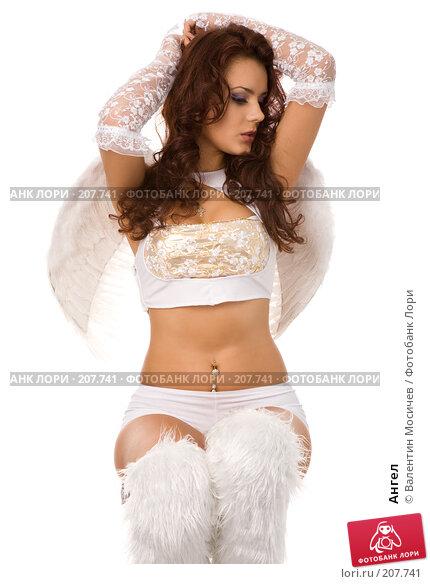 Купить «Ангел», фото № 207741, снято 20 января 2008 г. (c) Валентин Мосичев / Фотобанк Лори