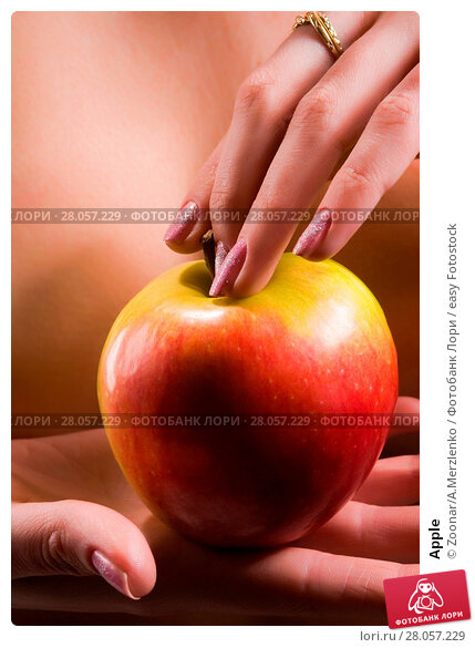 Купить «Apple», фото № 28057229, снято 23 февраля 2019 г. (c) easy Fotostock / Фотобанк Лори