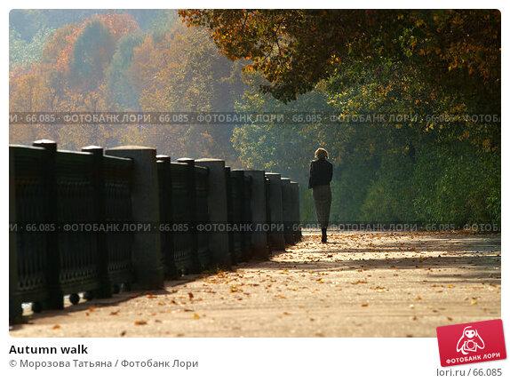 Autumn walk, фото № 66085, снято 3 октября 2005 г. (c) Морозова Татьяна / Фотобанк Лори