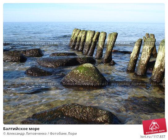 Балтийское море, фото № 117837, снято 2 апреля 2005 г. (c) Александр Литовченко / Фотобанк Лори