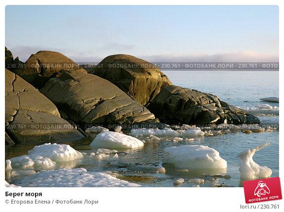 Купить «Берег моря», фото № 230761, снято 17 июля 2005 г. (c) Егорова Елена / Фотобанк Лори