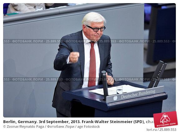 frank walter steinmeier dissertation