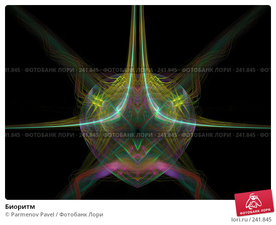 Биоритм, иллюстрация № 241845 (c) Parmenov Pavel / Фотобанк Лори