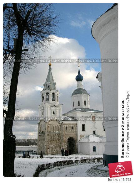 Боголюбовский монастырь, эксклюзивное фото № 15793, снято 5 ноября 2006 г. (c) Ирина Терентьева / Фотобанк Лори