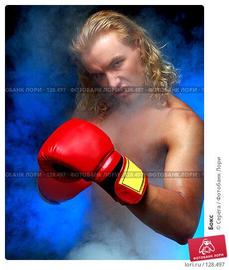Купить «Бокс», фото № 128497, снято 20 октября 2007 г. (c) Серёга / Фотобанк Лори