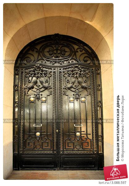 стальные двери резные