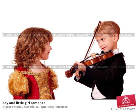 Купить «boy and little girl romance», фото № 18233657, снято 19 января 2020 г. (c) easy Fotostock / Фотобанк Лори