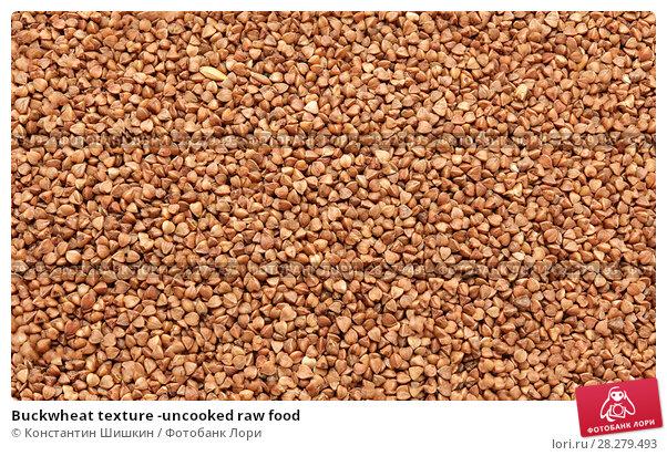 Купить «Buckwheat texture -uncooked raw food», фото № 28279493, снято 9 апреля 2018 г. (c) Константин Шишкин / Фотобанк Лори