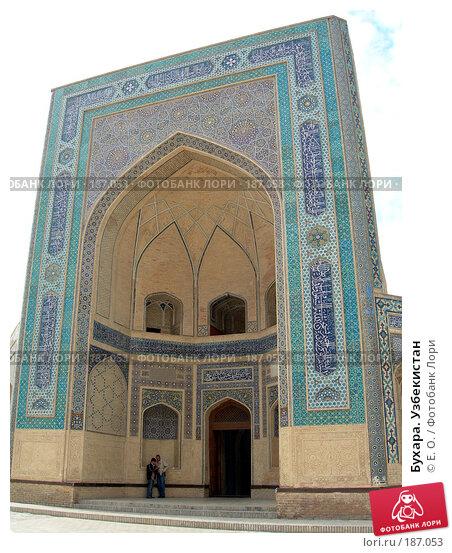 Бухара. Узбекистан, фото № 187053, снято 14 октября 2006 г. (c) Екатерина Овсянникова / Фотобанк Лори