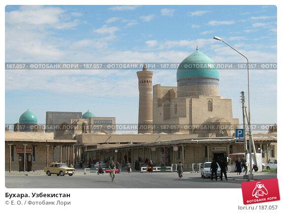 Купить «Бухара. Узбекистан», фото № 187057, снято 14 октября 2006 г. (c) Екатерина Овсянникова / Фотобанк Лори
