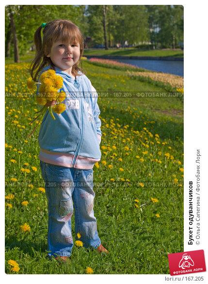 Купить «Букет одуванчиков», фото № 167205, снято 23 мая 2007 г. (c) Ольга Сапегина / Фотобанк Лори