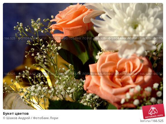 Купить «Букет цветов», фото № 166525, снято 10 июня 2006 г. (c) Шахов Андрей / Фотобанк Лори