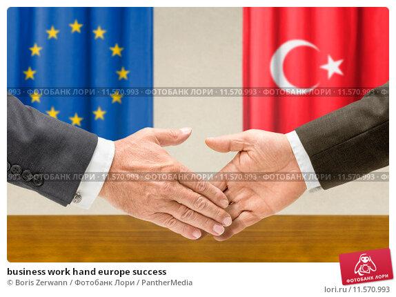 Купить «business work hand europe success», фото № 11570993, снято 23 августа 2019 г. (c) PantherMedia / Фотобанк Лори