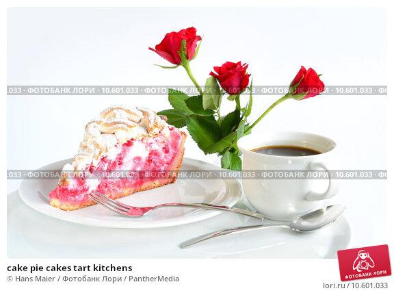 cake pie cakes tart kitchens. Стоковое фото, фотограф Hans Maier / PantherMedia / Фотобанк Лори
