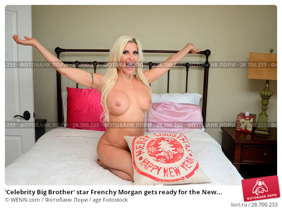 Купить «'Celebrity Big Brother' star Frenchy Morgan gets ready for the New Year in her own naked way! Featuring: Angelique Morgan, Frenchy Morgan Where: Malibu...», фото № 28700233, снято 28 декабря 2016 г. (c) age Fotostock / Фотобанк Лори