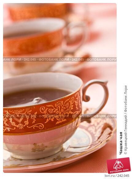 Чашка чая, фото № 242045, снято 24 января 2017 г. (c) Кравецкий Геннадий / Фотобанк Лори