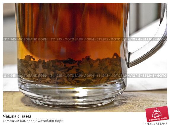 Купить «Чашка с чаем», фото № 311945, снято 6 апреля 2008 г. (c) Максим Камалов / Фотобанк Лори