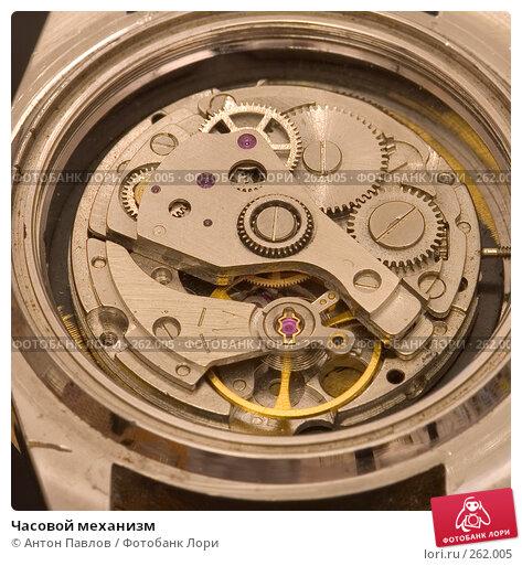 Часовой механизм, фото № 262005, снято 26 октября 2016 г. (c) Антон Павлов / Фотобанк Лори
