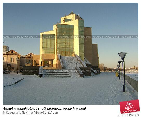 Челябинский областной краеведческий музей, фото № 197933, снято 5 января 2008 г. (c) Корчагина Полина / Фотобанк Лори