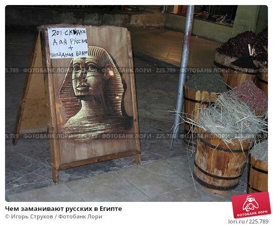 Купить «Чем заманивают русских в Египте», фото № 225789, снято 17 ноября 2007 г. (c) Игорь Струков / Фотобанк Лори