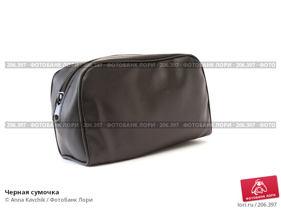 Черная сумочка, фото № 206397, снято 18 февраля 2008 г. (c) Anna Kavchik / Фотобанк Лори