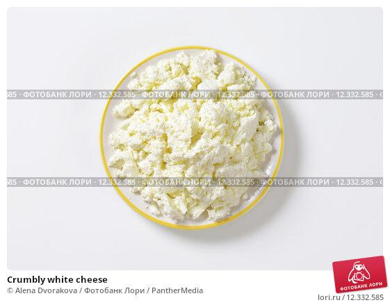 Купить «Crumbly white cheese», фото № 12332585, снято 8 ноября 2018 г. (c) PantherMedia / Фотобанк Лори