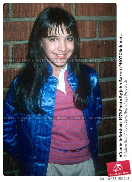 #DanielleBrisbois 1979.Photo By John BarrettPHOTOlink.net.. Редакционное фото, фотограф Adam Scull / age Fotostock / Фотобанк Лори