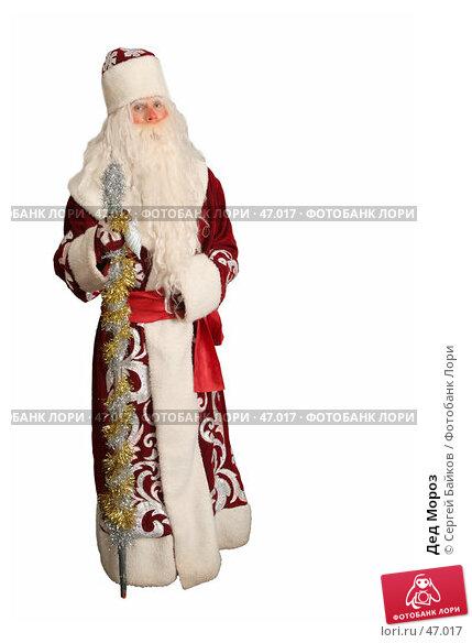 Дед Мороз, фото № 47017, снято 23 октября 2005 г. (c) Сергей Байков / Фотобанк Лори