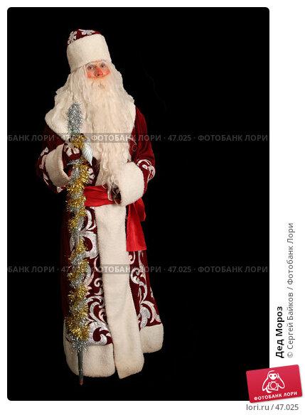 Дед Мороз, фото № 47025, снято 23 октября 2005 г. (c) Сергей Байков / Фотобанк Лори