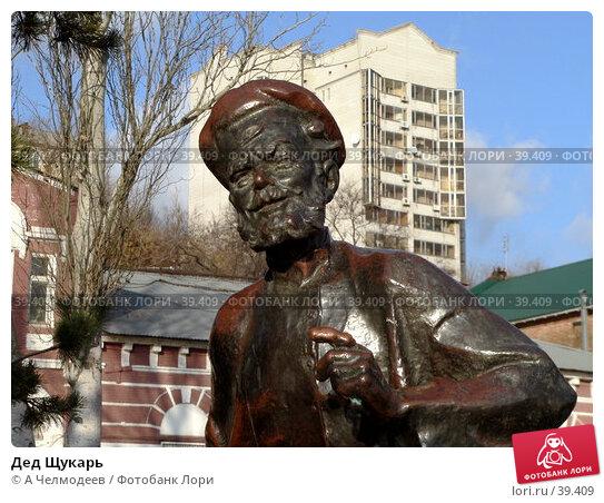 Дед Щукарь, фото № 39409, снято 9 декабря 2005 г. (c) A Челмодеев / Фотобанк Лори