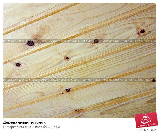 Деревянный потолок, фото № 2825, снято 30 апреля 2006 г. (c) Маргарита Лир / Фотобанк Лори