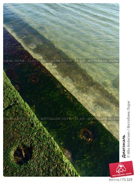 Купить «Диагональ», фото № 73329, снято 11 ноября 2006 г. (c) Alla Andersen / Фотобанк Лори