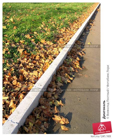 Купить «Диагональ», фото № 241169, снято 1 ноября 2003 г. (c) Всеволод Постный / Фотобанк Лори