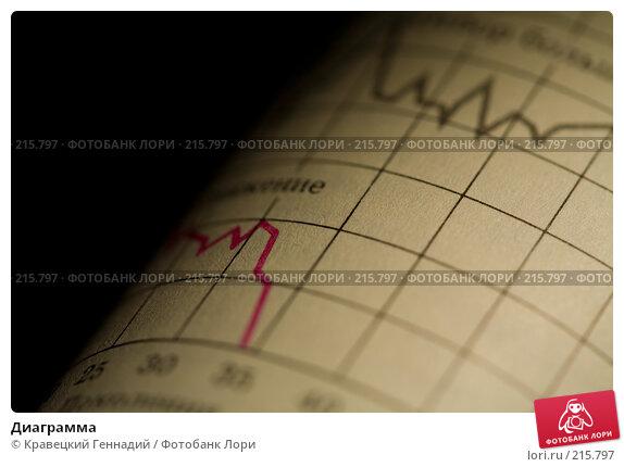 Купить «Диаграмма», фото № 215797, снято 21 января 2006 г. (c) Кравецкий Геннадий / Фотобанк Лори