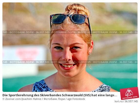 Die Sportlerehrung des Skiverbandes Schwarzwald (SVS) hat eine lange... Стоковое фото, фотограф Zoonar.com/Joachim Hahne / age Fotostock / Фотобанк Лори
