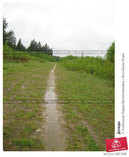 Дождь, фото № 307269, снято 19 мая 2008 г. (c) Успенская Лидия Валентиновна / Фотобанк Лори