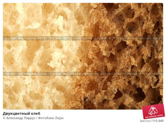 Двухцветный хлеб, фото № 115949, снято 15 сентября 2007 г. (c) Александр Паррус / Фотобанк Лори