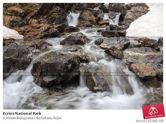 Купить «Ecrins National Park», фото № 27205129, снято 23 апреля 2016 г. (c) Юлия Белоусова / Фотобанк Лори