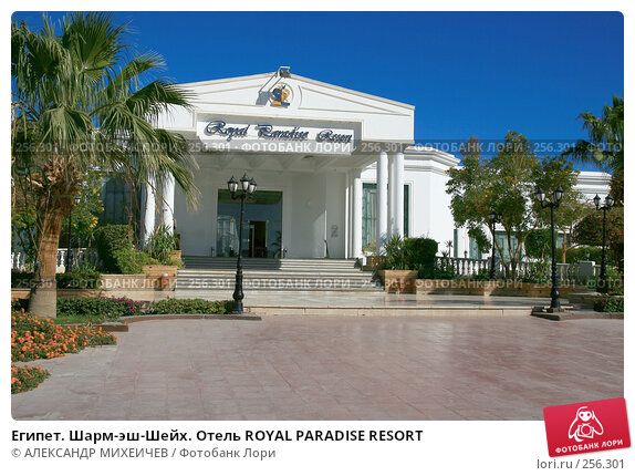Египет. Шарм-эш-Шейх. Отель ROYAL PARADISE RESORT, фото № 256301, снято 21 февраля 2008 г. (c) АЛЕКСАНДР МИХЕИЧЕВ / Фотобанк Лори