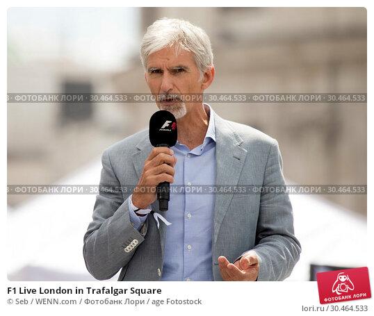 F1 LiveLondon in Trafalgar Square (2017 год). Редакционное фото, фотограф Seb / WENN.com / age Fotostock / Фотобанк Лори