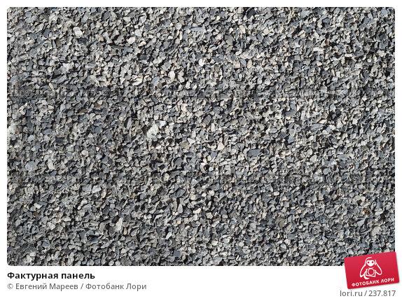Фактурная панель, фото № 237817, снято 25 июля 2017 г. (c) Евгений Мареев / Фотобанк Лори