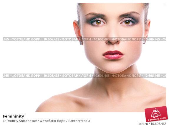 Femininity . Стоковое фото, фотограф Dmitriy Shironosov / PantherMedia / Фотобанк Лори