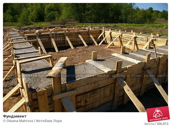 Купить «Фундамент», фото № 306813, снято 23 мая 2008 г. (c) Oksana Mahrova / Фотобанк Лори