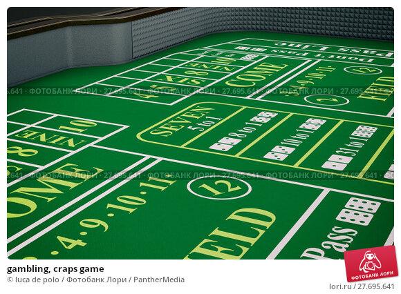 Купить «gambling, craps game», фото № 27695641, снято 18 июня 2019 г. (c) PantherMedia / Фотобанк Лори