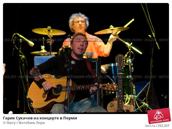 Гарик Сукачев на концерте в Перми, фото № 252257, снято 27 мая 2017 г. (c) Harry / Фотобанк Лори