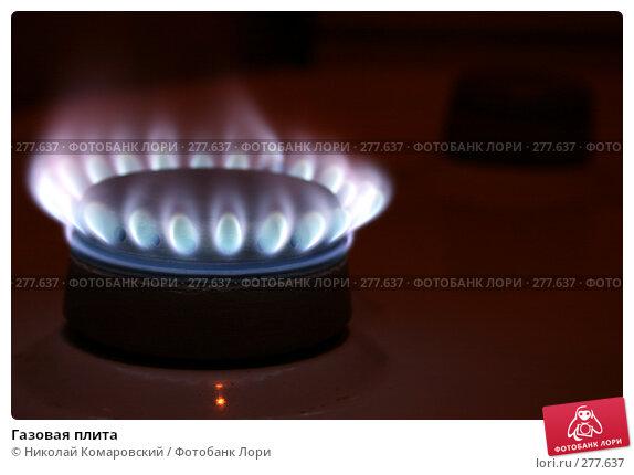 Газовая плита, фото № 277637, снято 27 апреля 2008 г. (c) Николай Комаровский / Фотобанк Лори