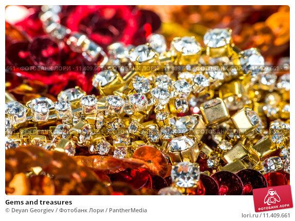 Купить «Gems and treasures», фото № 11409661, снято 25 мая 2019 г. (c) PantherMedia / Фотобанк Лори
