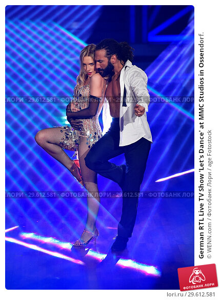 Купить «German RTL Live TV Show 'Let's Dance' at MMC Studios in Ossendorf. Featuring: Julia Dietze, Massimo Sinato Where: Cologne, Germany When: 16 Mar 2018 Credit: WENN.com», фото № 29612581, снято 16 марта 2018 г. (c) age Fotostock / Фотобанк Лори