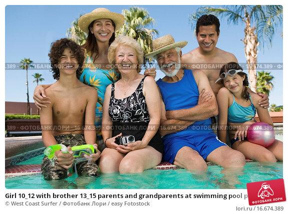 Фото галереи семей нудистов